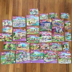 LEGO Friends Collection Bundle